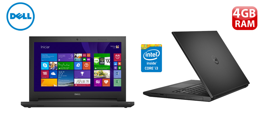 Dell Inspiron N3442 Core I3 Features
