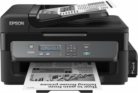 epson m200 monochrome multifunction network ready
